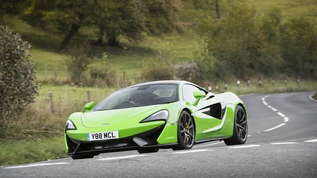 Khác với Ferrari và Lamborghini, McLaren từ chối sản xuất SUV - Ảnh 1.
