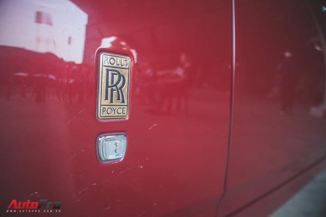 Gặp lại Rolls-Royce Phantom đỏ mận của ông chủ khu du lịch Đại Nam - Ảnh 7.