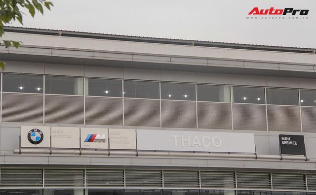 Xe BMW THACO đã có mặt tại đại lý ở Hà Nội, chưa có giá bán - Ảnh 8.
