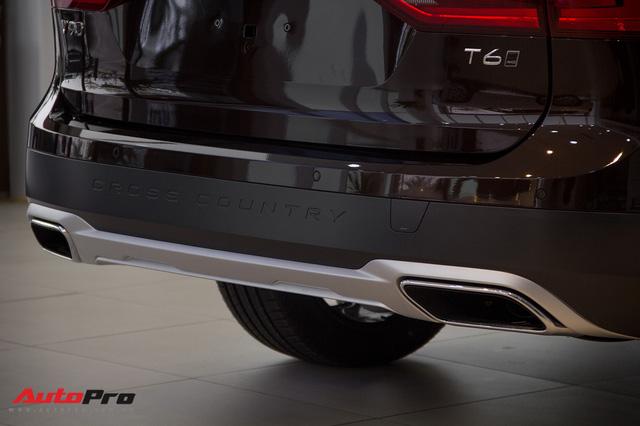 Khám phá Volvo V90 Cross Country giá 2,89 tỷ đồng đầu tiên tại Hà Nội - Ảnh 18.