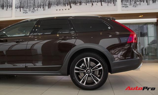 Khám phá Volvo V90 Cross Country giá 2,89 tỷ đồng đầu tiên tại Hà Nội - Ảnh 16.
