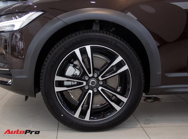 Khám phá Volvo V90 Cross Country giá 2,89 tỷ đồng đầu tiên tại Hà Nội - Ảnh 14.