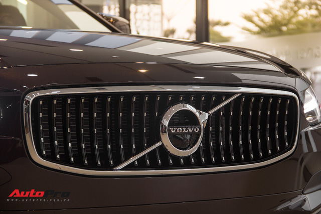 Khám phá Volvo V90 Cross Country giá 2,89 tỷ đồng đầu tiên tại Hà Nội - Ảnh 11.