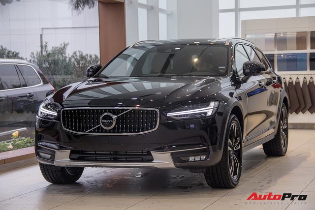 Khám phá Volvo V90 Cross Country giá 2,89 tỷ đồng đầu tiên tại Hà Nội - Ảnh 2.