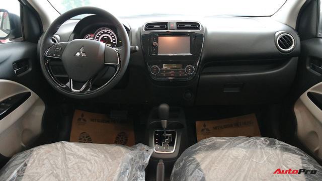 Mitsubishi Mirage thêm nâng cấp, khách hàng tiết kiệm hàng chục triệu đồng tiền sắm đồ - Ảnh 7.