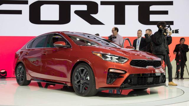 Kia Forte thế hệ mới có gì để cạnh tranh Mazda3? - Ảnh 7.