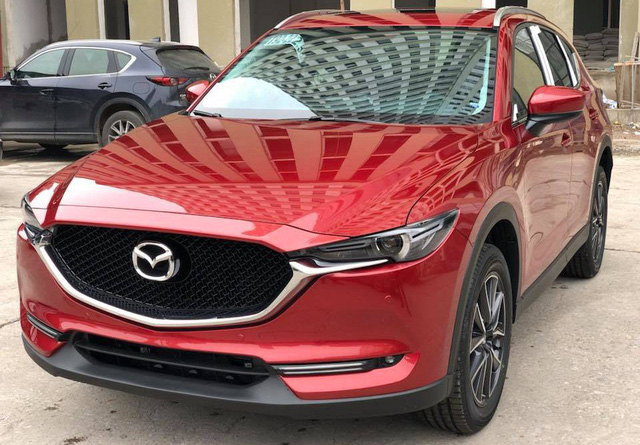 Cuộc chiến giá xe crossover đảo chiều: Mazda CX-5 khởi điểm đắt nhất phân khúc - Ảnh 1.
