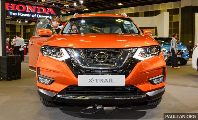 Nissan X-Trail bản nâng cấp mới đã đến Đông Nam Á, có thể về Việt Nam - Ảnh 1.