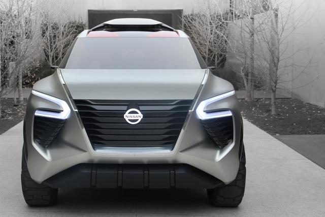 Nissan Xmotion Concept: Bữa tiệc công nghệ - Ảnh 5.