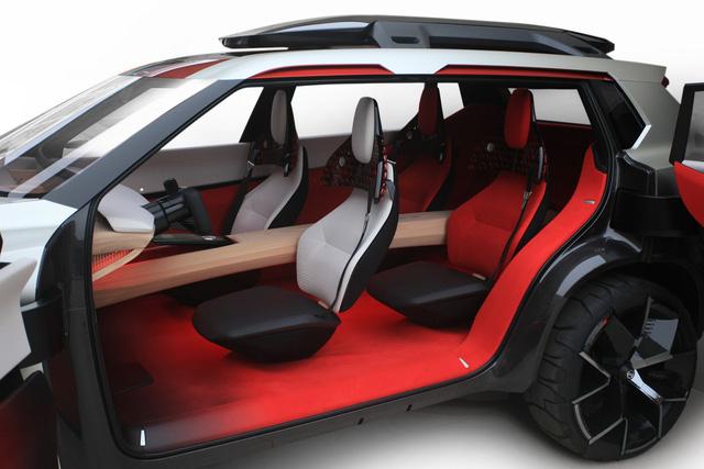 Nissan Xmotion Concept: Bữa tiệc công nghệ - Ảnh 10.