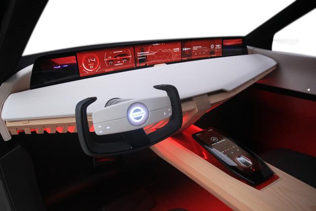 Nissan Xmotion Concept: Bữa tiệc công nghệ - Ảnh 8.