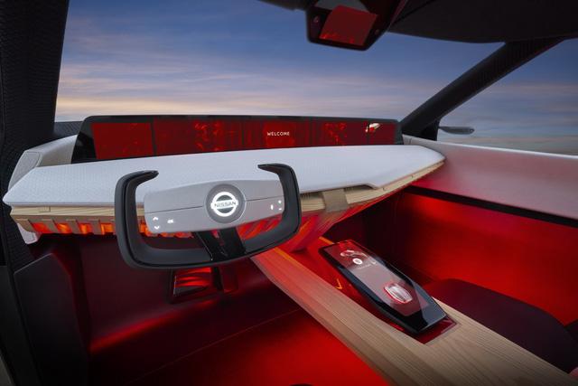 Nissan Xmotion Concept: Bữa tiệc công nghệ - Ảnh 7.