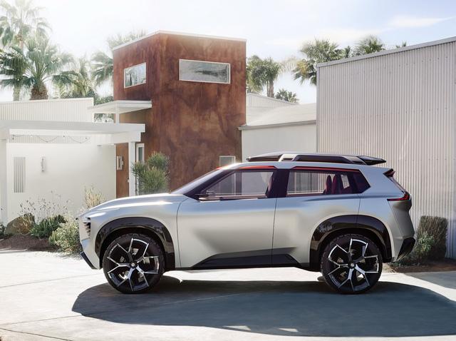 Nissan Xmotion Concept: Bữa tiệc công nghệ - Ảnh 4.