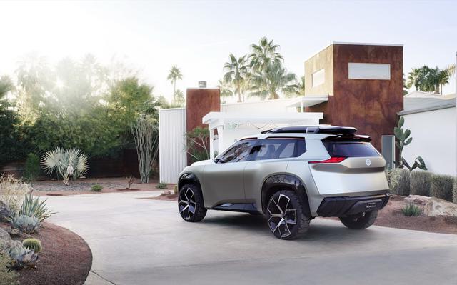 Nissan Xmotion Concept: Bữa tiệc công nghệ - Ảnh 3.