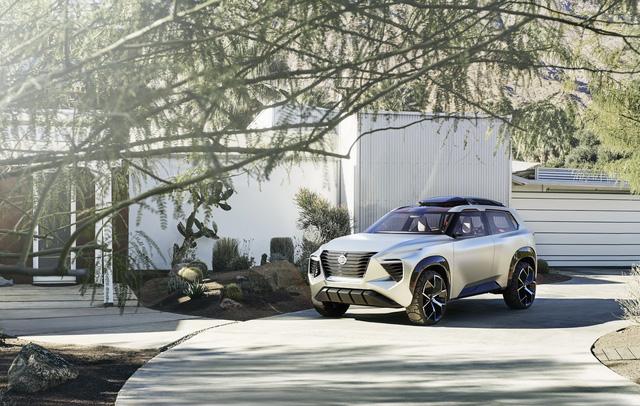 Nissan Xmotion Concept: Bữa tiệc công nghệ - Ảnh 2.