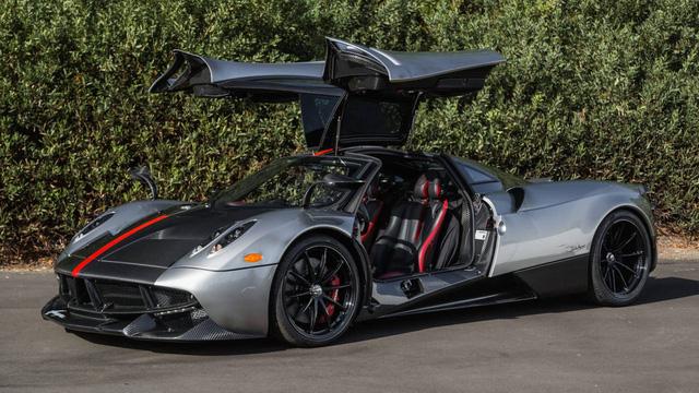 Đại gia Mỹ đổi bitcoin lấy Bugatti Chiron và Pagani Huayra - Ảnh 2.