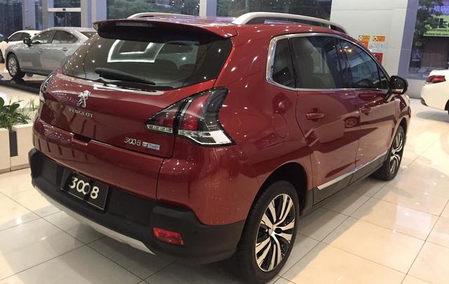 Peugeot 3008 tồn kho được thanh lý giá 959 triệu đồng - Ảnh 1.