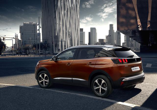 Thắng lớn trong năm 2017, Peugeot dồn lực cho SUV, xe điện - Ảnh 1.