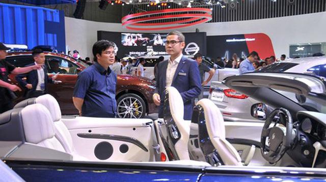 Ô tô Thái Lan áp đảo số lượng, giá lại thua xa xe Pháp