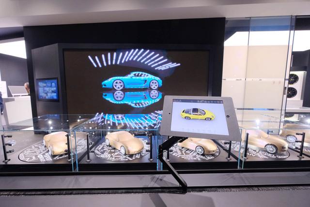 Khám phá showroom Porsche thứ 100 tại châu Á - Ảnh 2.
