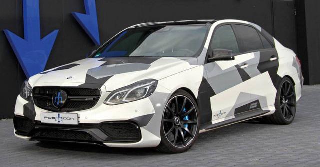 Mercedes-AMG E63 S độ công suất mạnh hơn cả Bugatti Veyron - Ảnh 2.