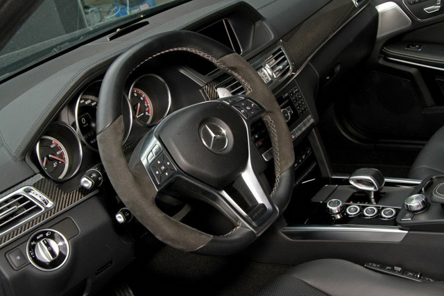Mercedes-AMG E63 S độ công suất mạnh hơn cả Bugatti Veyron - Ảnh 8.