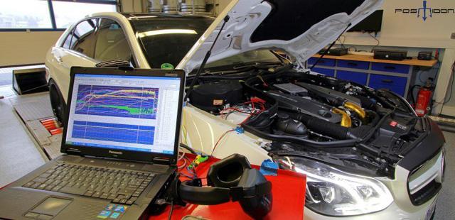 Mercedes-AMG E63 S độ công suất mạnh hơn cả Bugatti Veyron - Ảnh 1.