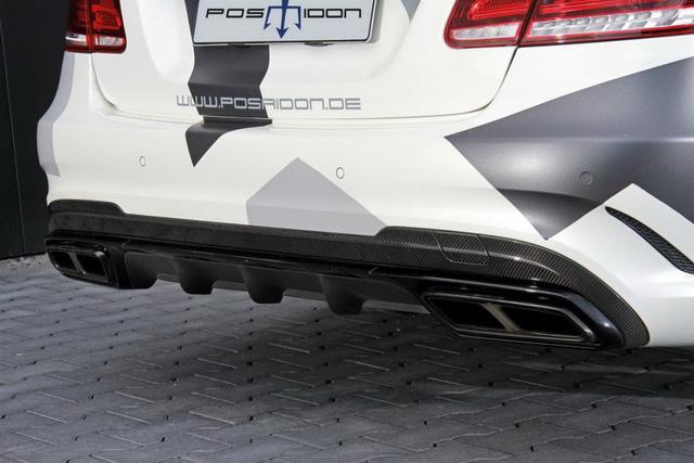 Mercedes-AMG E63 S độ công suất mạnh hơn cả Bugatti Veyron - Ảnh 7.