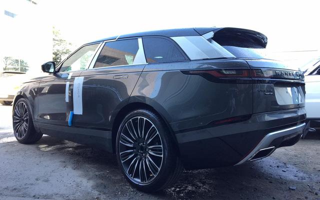 Hàng hiếm Range Rover Velar First Edition đầu tiên về Việt Nam với giá gần bằng Lexus LX570 - Ảnh 1.