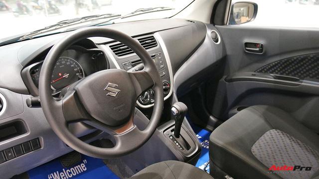 Suzuki Celerio phiên bản mới chốt giá 329 triệu đồng, nhanh chân khi Toyota Wigo chưa kịp ra mắt - Ảnh 1.