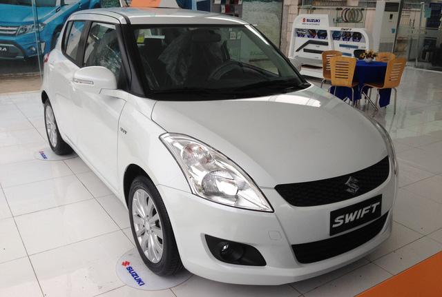 Suzuki Việt Nam dọn đường để ra mắt Swift 2018 - Ảnh 1.