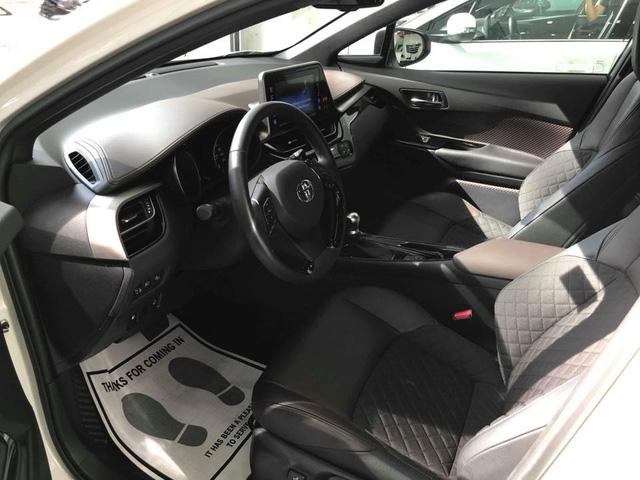 Toyota C-HR turbo về Việt Nam ngang tầm giá Mercedes-Benz GLC - Ảnh 7.