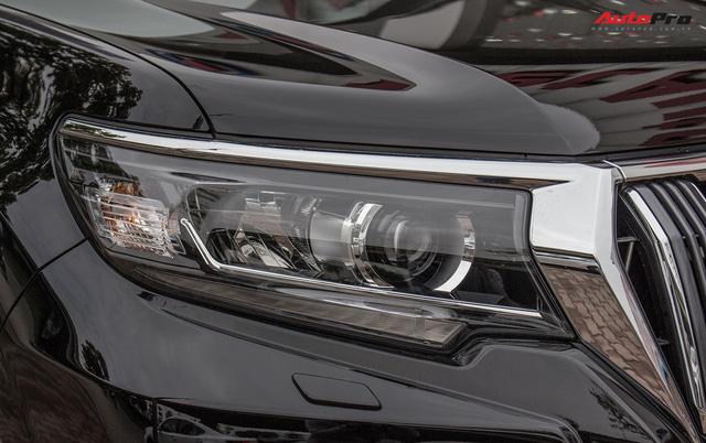 Khám phá Toyota Land Cruiser Prado 2018 giá hơn 2,2 tỷ đồng tại Việt Nam - Ảnh 7.