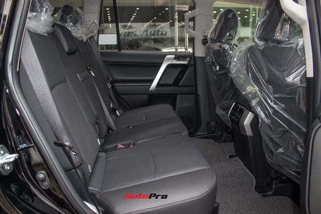 Khám phá Toyota Land Cruiser Prado 2018 giá hơn 2,2 tỷ đồng tại Việt Nam - Ảnh 22.