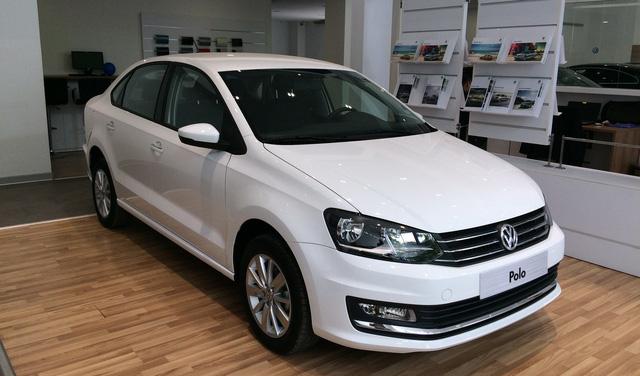 Giá xe Volkswagen chuyển từ khuyến mại cũ sang niêm yết mới từ năm 2018 - Ảnh 1.