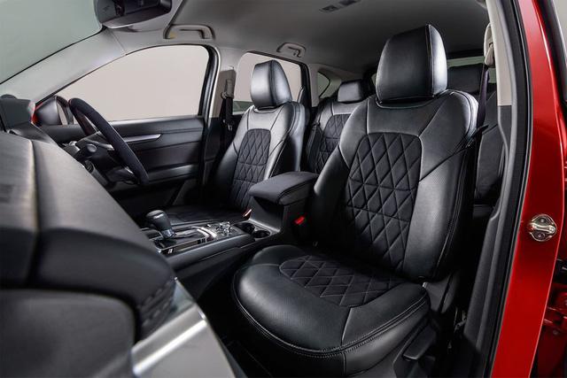 Mazda CX-5 độ bodykit sang chảnh hơn - Ảnh 6.
