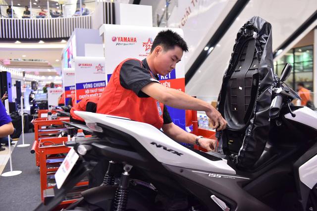 Mức sống người dân tăng cao, xe tay ga ngày càng đắt khách tại Việt Nam - Ảnh 2.