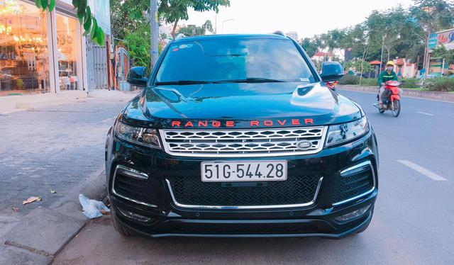 """Ô tô Trung Quốc độ """"lên"""" xe sang Range Rover tại Sài Gòn - Ảnh 2."""