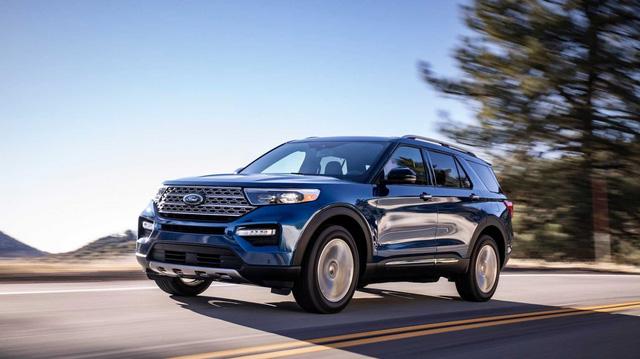 Ra mắt Ford Explorer 2020: Thay đổi lớn nhất trong 10 năm qua, khung gầm mới, nội thất mới
