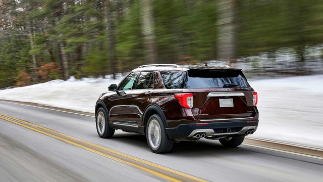 Ra mắt Ford Explorer 2020: Thay đổi lớn nhất trong 10 năm qua, khung gầm mới, nội thất mới - Ảnh 2.