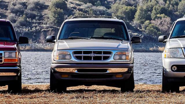 6 thế hệ Ford Explorer: Từ chung đụng Ranger, bê bối chết người tới biểu tượng SUV Mỹ trong 3 thập kỷ - Ảnh 4.