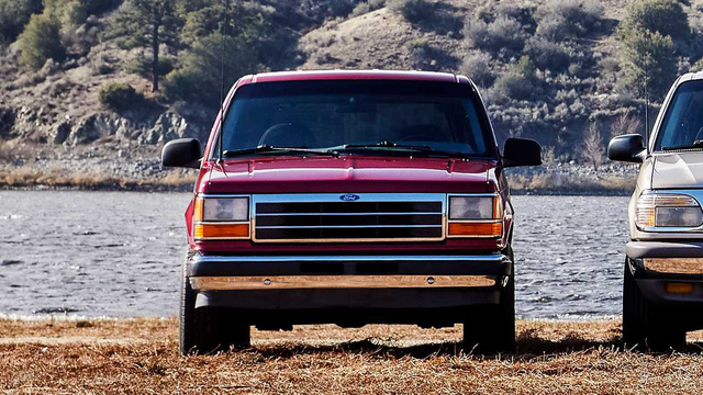 6 thế hệ Ford Explorer: Từ chung đụng Ranger, bê bối chết người tới biểu tượng SUV Mỹ trong 3 thập kỷ - Ảnh 3.