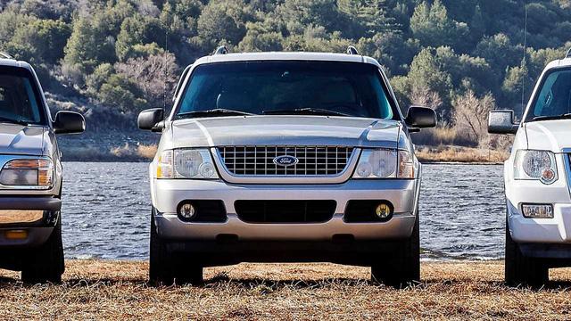 6 thế hệ Ford Explorer: Từ chung đụng Ranger, bê bối chết người tới biểu tượng SUV Mỹ trong 3 thập kỷ - Ảnh 5.