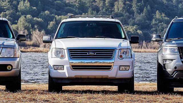 6 thế hệ Ford Explorer: Từ chung đụng Ranger, bê bối chết người tới biểu tượng SUV Mỹ trong 3 thập kỷ - Ảnh 6.