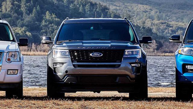 6 thế hệ Ford Explorer: Từ chung đụng Ranger, bê bối chết người tới biểu tượng SUV Mỹ trong 3 thập kỷ - Ảnh 7.