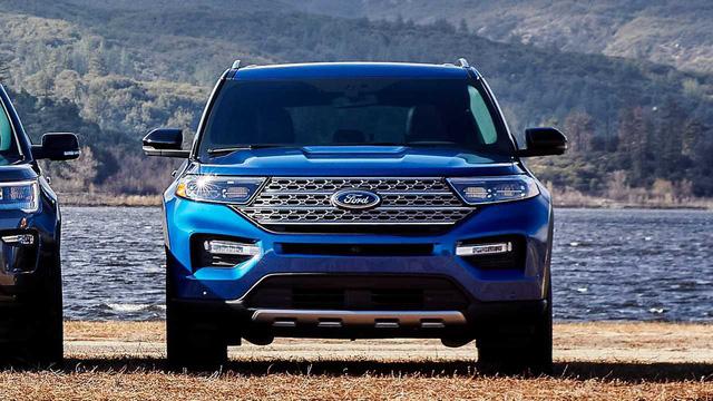 6 thế hệ Ford Explorer: Từ chung đụng Ranger, bê bối chết người tới biểu tượng SUV Mỹ trong 3 thập kỷ - Ảnh 8.