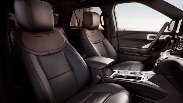 Ra mắt Ford Explorer 2020: Thay đổi lớn nhất trong 10 năm qua, khung gầm mới, nội thất mới - Ảnh 9.