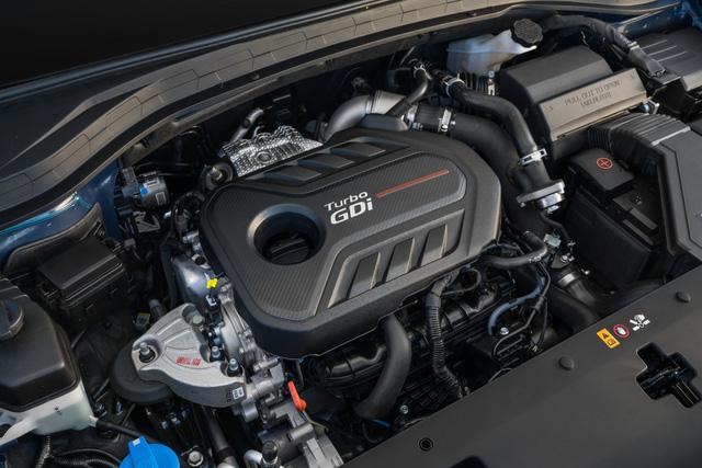 Những trang bị trên Hyundai Santa Fe quốc tế mà bản full option tại Việt Nam đã bị cắt bỏ - Ảnh 6.