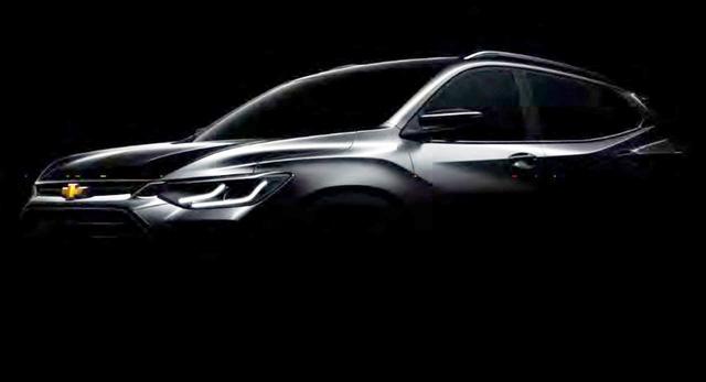 Khai tử tại Việt Nam, Chevrolet Trax lộ diện bản mới mang thiết kế Blazer - Ảnh 1.