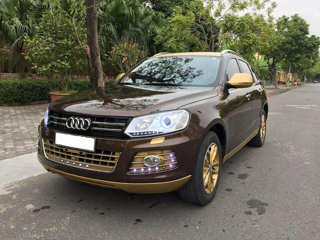 Khan hàng mới, Zotye cũ tăng giá - Xe chạy 4 năm bán lỗ chỉ hơn 100 triệu - Ảnh 1.